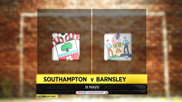 Highlights: Southampton 2-0 Barnsley