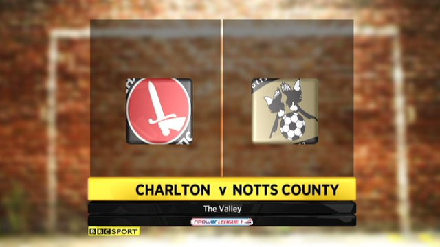 Charlton 2-4 Notts County