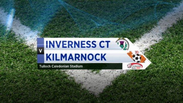 Highlights - Inverness CT 1-1 Kilmarnock