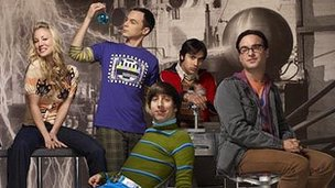 Big Bang Theory (picture courtesy of Channel 4)
