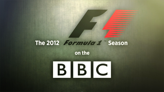 F1 on the BBC