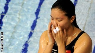 He Zi, China&#039;s Olympic diving hopeful