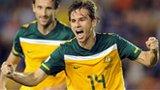 Australia winger Brett Holmann