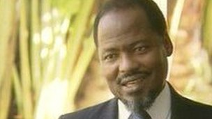 Joachim Chissano