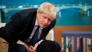 Boris Johnston