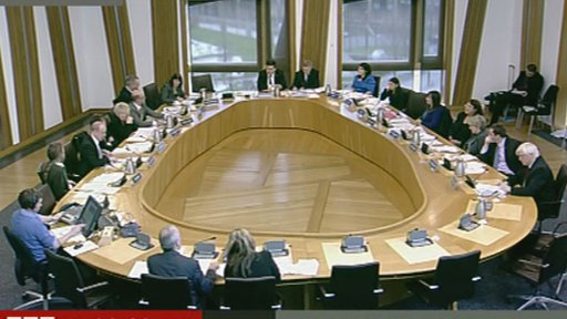 Welfare Reform Committee round table evidence session 2