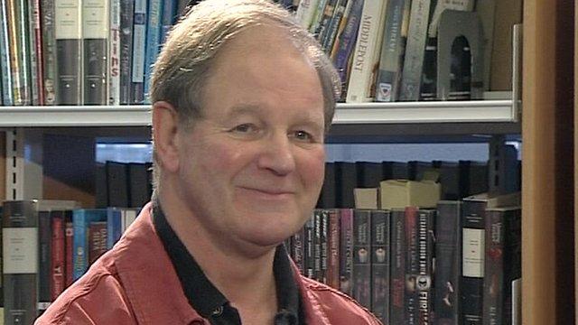 School Reporters interview Michael Morpurgo