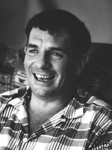 Jack Kerouac pictured in 1967