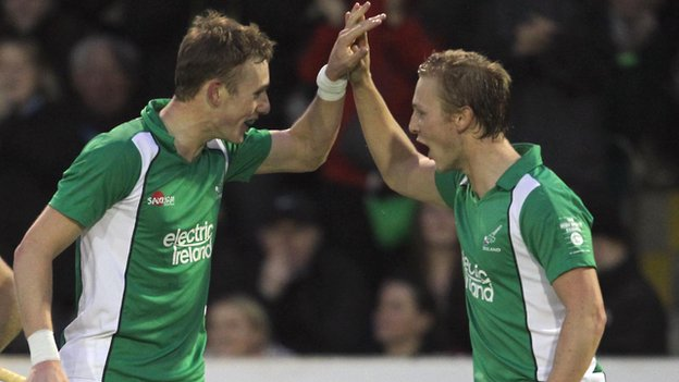 Olympic hopes alive as Ireland secure a draw