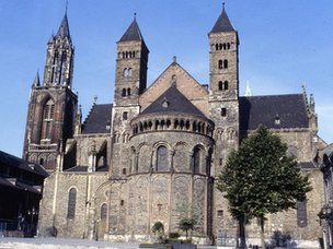St Servatius Cathedral, Maastricht
