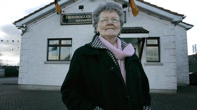 Margaret McConville