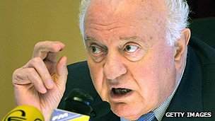 Eduard Shevardnadze