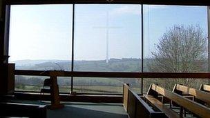 Haycombe Chapel (Bath Crematorium)