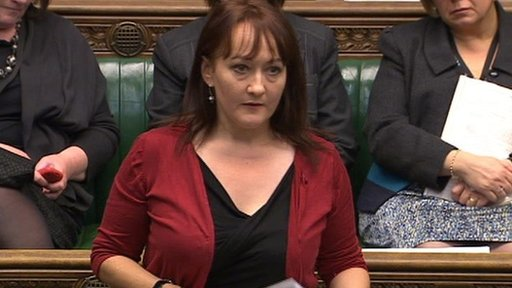 Labour MP Kerry McCarthy