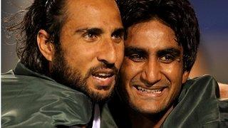 Pakistani hockey players