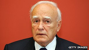 Greek President Karolos Papoulias
