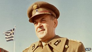 Col George Papadopoulos 