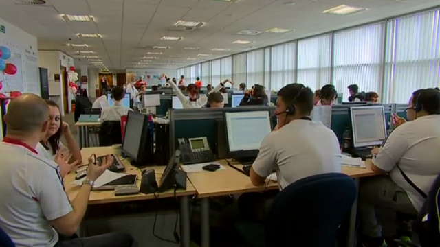 Swansea call centre