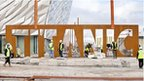 Titanic Belfast exterior