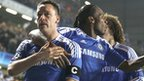 Chelsea celebrate