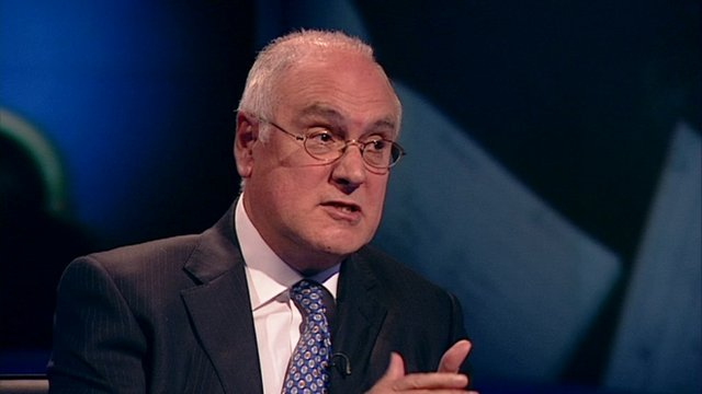 Chief Inspector of Schools Sir Michael Wilshaw