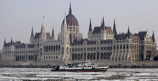 Hungary's parliament