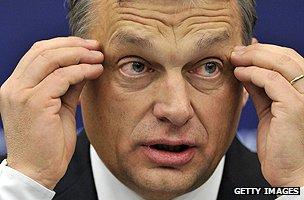 Hungarian premier Viktor Orban