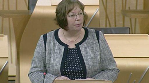 Liberal Democrat MSP Alison McInnes