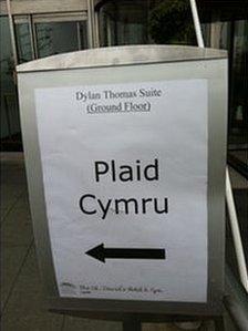Plaid Sign