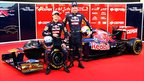 Toro Rosso's STR7
