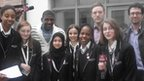 Labrinth talks to School Reporters from Hornsey School For Girls