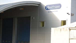 Healthspan warehouse