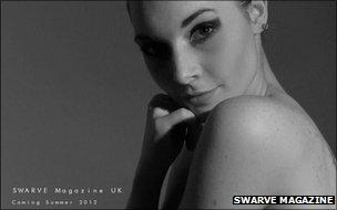 Swarve Magazine homepage
