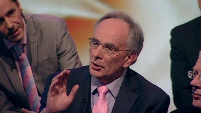 Peter Bone MP, Conservative.