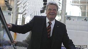 File photo of Joachim Gauck