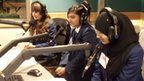 Students from Loxford School present BBC Asian Network