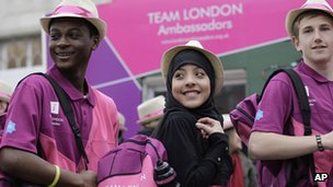 Team London Ambassadors