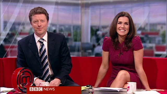 Charlie Stayt and Susanna Reid
