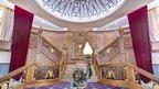 Titanic Belfast staircase