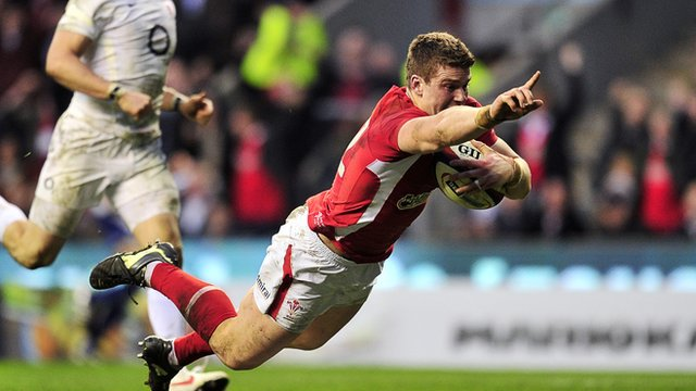 Six Nations tries of the tournament