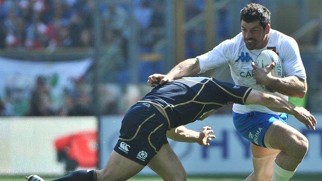 Italy 13-6 Scotland