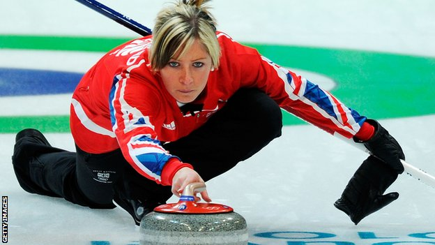 Eve Muirhead is the current European champion