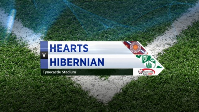Highlights - Hearts 2-0 Hibernian