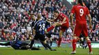 Stewart Downing scores for Liverpool
