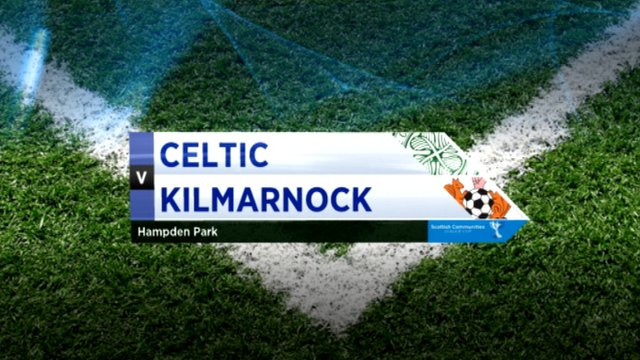 Scottish League Cup highlights - Celtic 0-1 Kilmarnock