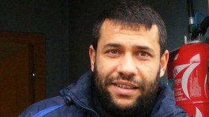 Ahmed Adef