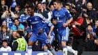 Gary Cahill tribute to Fabrice Muamba