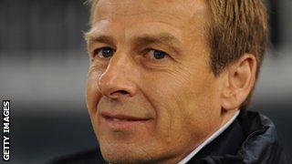 Former Tottenham striker Jurgen Klinsmann