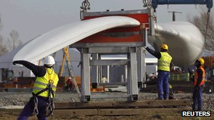 Wind turbine blade