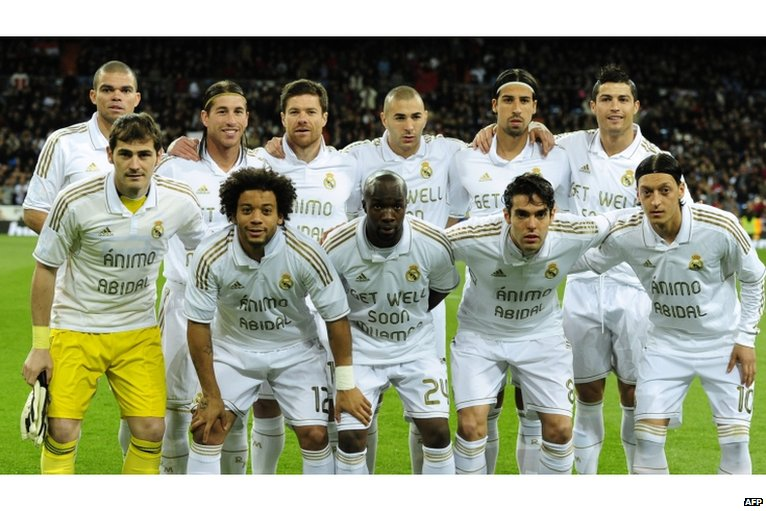 real madrid player Photo